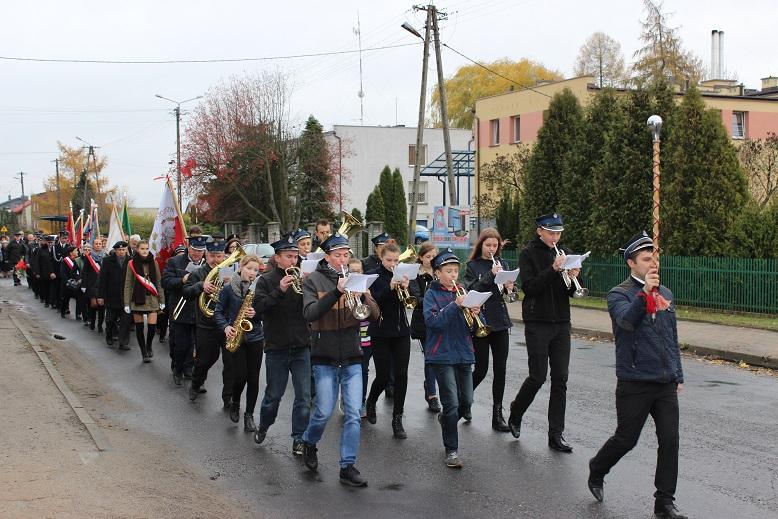 Obchody niepodległościowe wnaszej gminie