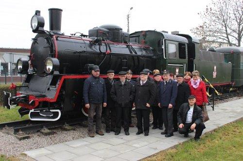 Stulecie Otwarcia Połączenia Kolejowego Praszka-Mokrsko-Wieluń