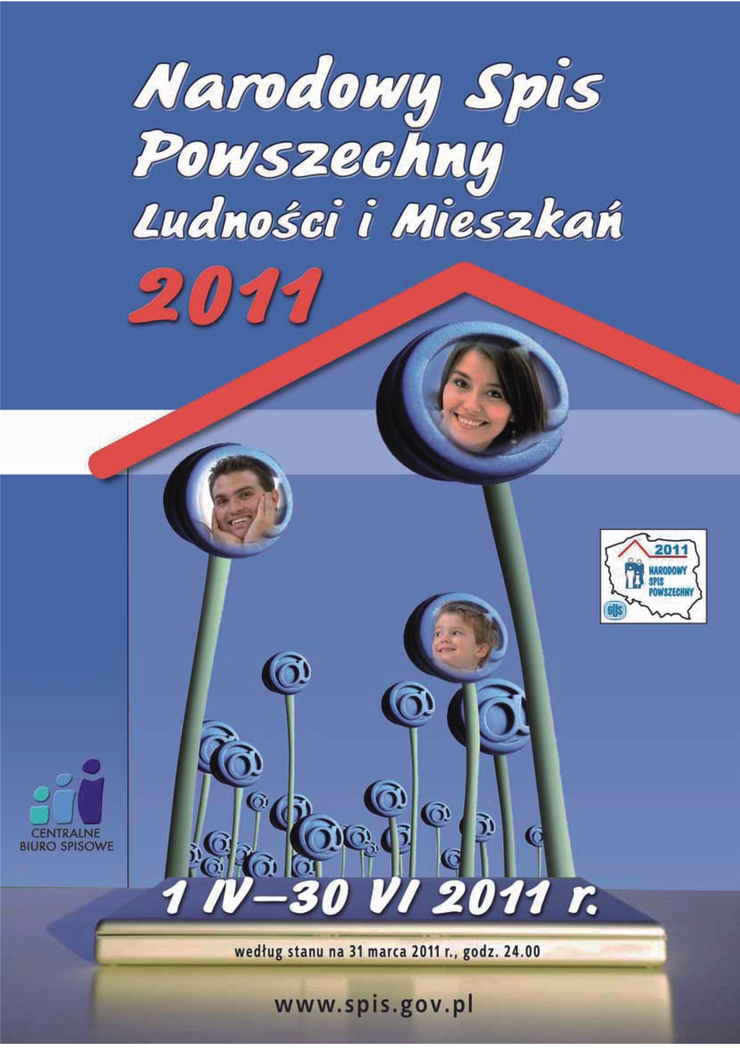 Narodowy Spis powrzechny Ludności i Mieszkań 2011