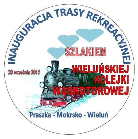Inauguracja Trasy Rekreacyjnej Szlakiem Wieluńskiej Kolejki Wąskotorowej